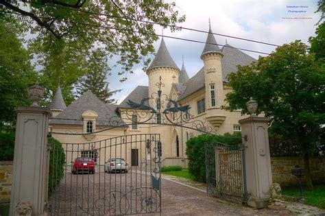 modern castle by digswolf on deviantart