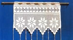 modele rideau crochet gratuit my