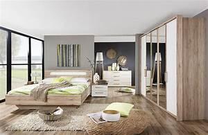 Welche Wandfarbe Schlafzimmer : rauch lea schlafzimmer eiche sanremo m bel letz ihr online shop ~ Markanthonyermac.com Haus und Dekorationen