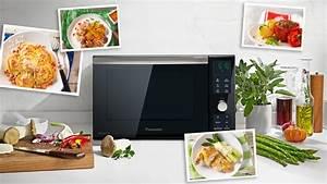 Mikrowelle Grill Rezepte : panasonic grill kombi inverter mikrowelle nn df383 produktvorstellung youtube ~ Markanthonyermac.com Haus und Dekorationen