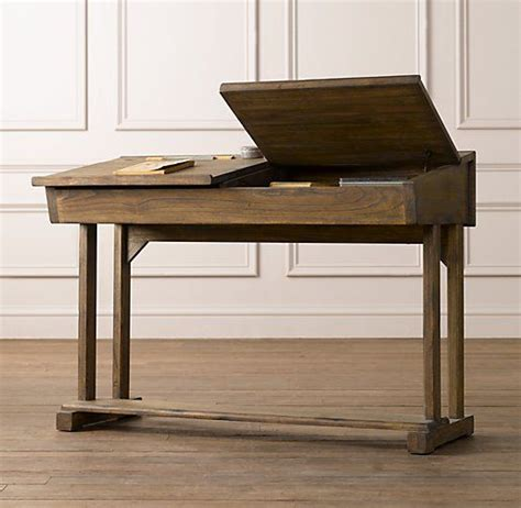 would to find real school lift top desks for each