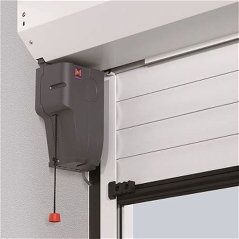 Hormann Rollmatic Automatic Insulated Roller Shutter