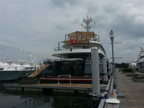 What Is The Biggest Boat Show In The World by Kismet Is This Year S Biggest Boat At The Palm Beach Boat