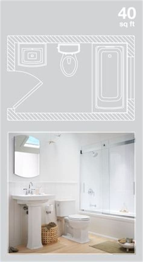 1000 images about floor plans on bathroom