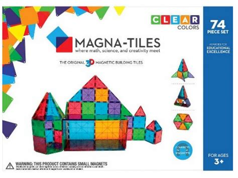 black friday magnatile deal 74 set for 60