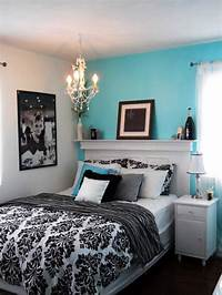 interesting blue home design ideas Bedroom, Tiffany Blue Bedrooms Design Ideas Image4 ...
