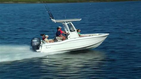 Videos Scout Boats by Scout Boats 210 Xsf Youtube