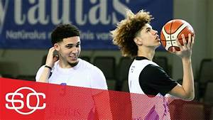 LiAngelo and LaMelo Ball leave BC Vytautas because of ...