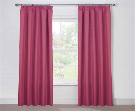 Twilight Lined Pink Pencil Pleat Blackout Curtains Shower Curtain Cleaner English Rose Curtains Chrome Rail Tord Boontje The Best For Living Room Camel Colored Custom Stage Blue