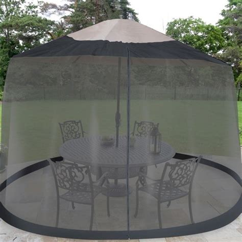 Mosquito Netting For Patio Umbrella patio umbrella mosquito netting target