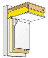 ossature metal pose de l isolation des murs par l int 233 rieur quantitatif isolation thermique