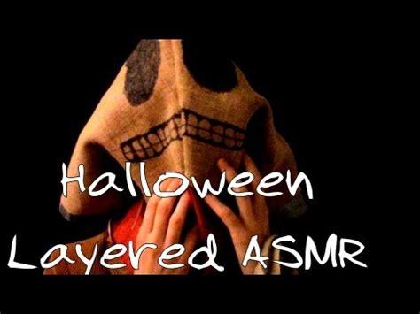 The Scarecrow  Dark Surreal Asmr Performance  Halloween Youtube