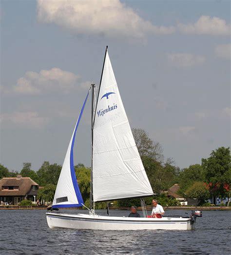 Zeilboot Foto by Nijenhuis Bootverhuur Boten Verhuur Zeilboot