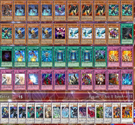 darkness of sorrow blackwing el deck que surgi 243