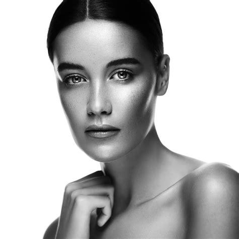 1×1 Black & White Portraits Project  Benck's Photography