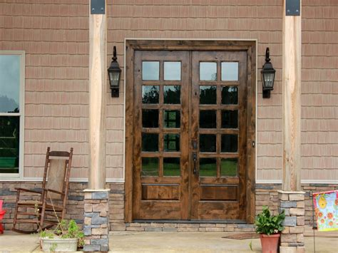 Double-french-doors-exterior-residential-security