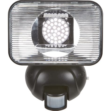 Motion Activated Led Solar Security Light — 36 Leds