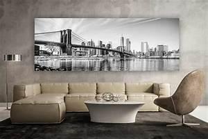 Kaffeetassen Schwarz Weiß : new york schwarz weiss panorama kunstwerk modern art design ~ Markanthonyermac.com Haus und Dekorationen