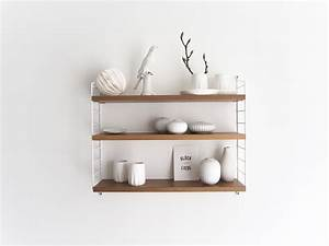 String Regal Küche : string pocket wei shelves decor regal deko ideen pinterest regal string regal und ~ Markanthonyermac.com Haus und Dekorationen