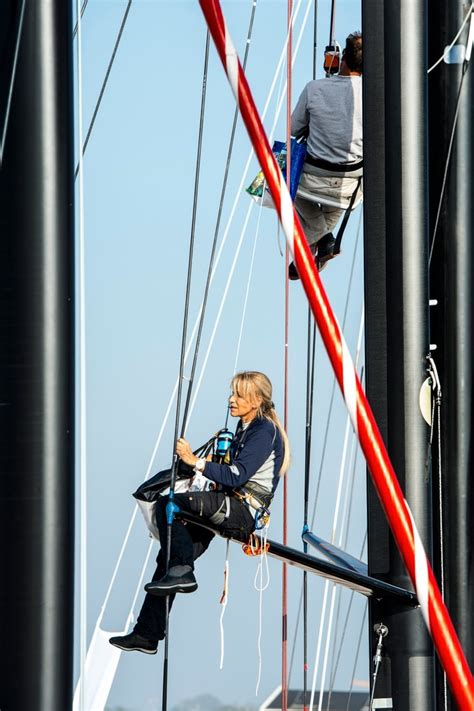 Catamaran Around The World Race by 34 Best Vendee Globe Solo Round The World Race Images On