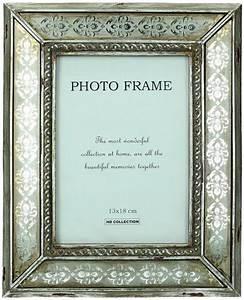 Fotos 15x20 Bestellen : hd collection fotolijst spiegel glas zilver 13x18cm ~ Markanthonyermac.com Haus und Dekorationen