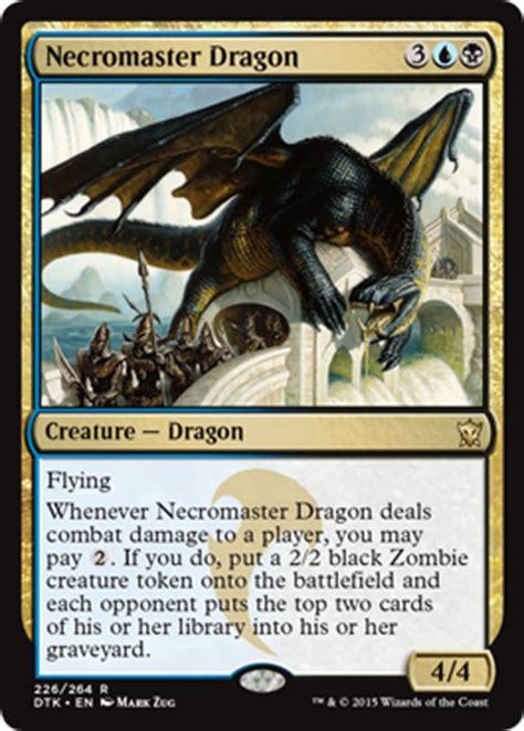 dragons of tarkir deck generator