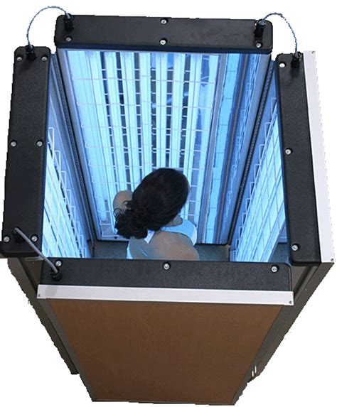 Narrow Band Uvb L Uk by Foldalite Uvb Light Box For Home Phototherapy The