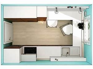 Stauraum Kleine Küche : mehr komfort in einer kleinen k che ~ Markanthonyermac.com Haus und Dekorationen