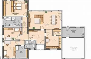 Kosten Massivhaus Mit Keller Schlüsselfertig : bungalow trio khc bautr ger gmbh ~ Markanthonyermac.com Haus und Dekorationen