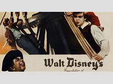 The Disney Films Treasure Island 1950