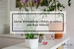 Zimmer Gestalten Ikea : kleine wohnk che effektiv gestalten mit ikea m beln wohnzimmer umgestalten be my life mama ~ Markanthonyermac.com Haus und Dekorationen