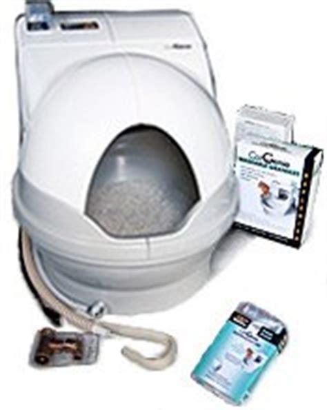 quot catgenie quot le robot maison de toilette pour chats 224 liti 232 re lavable