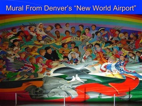 denver airport murals explained by dr leonard horowitz
