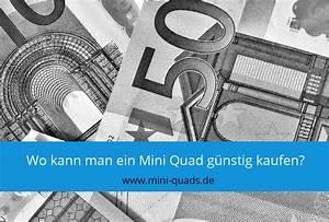 Baumaterial Günstig Kaufen : mini quad g nstig kaufen das sollte man beachten mini ~ Markanthonyermac.com Haus und Dekorationen