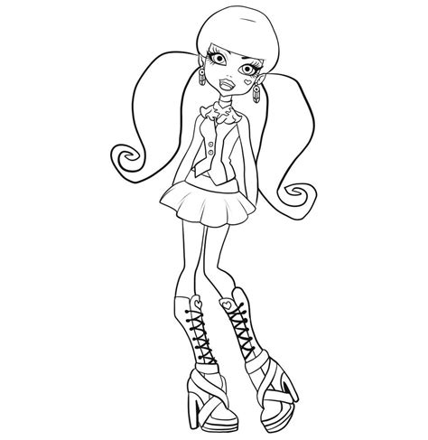 Free Printable Monster High Coloring Pages For Kids. Ledger Templates For Excel Template. 3d Fish Template. Job Resume Format In Ms Word Template. Consultant Timesheet Template. Party Invitation Maker Online Free Template. Number 4 Cake Template. Church Accounting Spreadsheet Templates. Microsoft Excel Payroll Calculator Template
