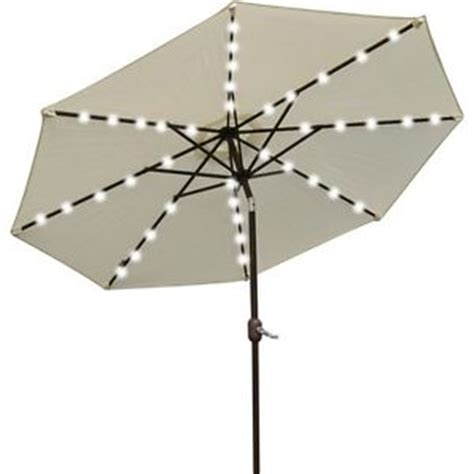 patio umbrella solar lights ebay