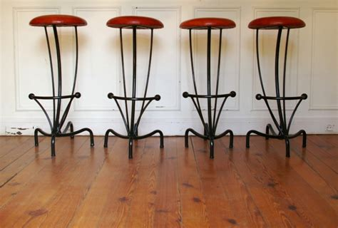 tabouret industriel pour bar jpg chaises tabourets les luminaires eclairages