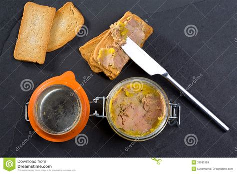 canard foie gras pate made of the liver of a duck royalty free stock images image 31037569