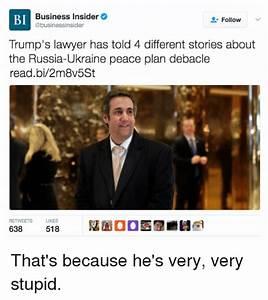 Business Insider BI Follow Trump's Lawyer Has Told 4 ...