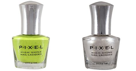 Free Pixel High Shine Nail Polish After Points