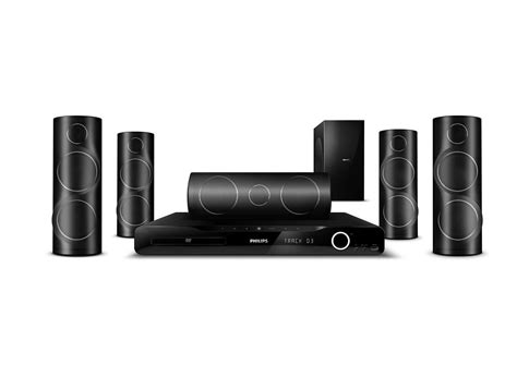 5.1 Home Theater Hts5530/94