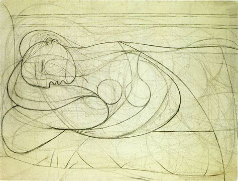 picasso femme nue couchee picasso drawings and illustrations wallpaper picture
