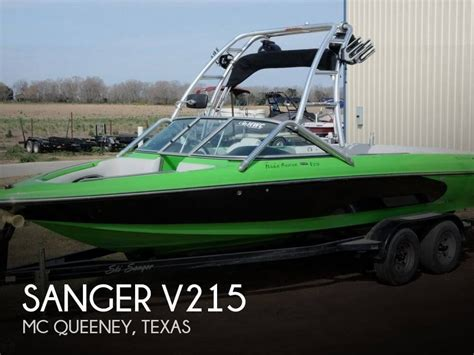 Sanger Boats Any Good by Sanger V215 2006 For Sale For 18 500 Boats From Usa