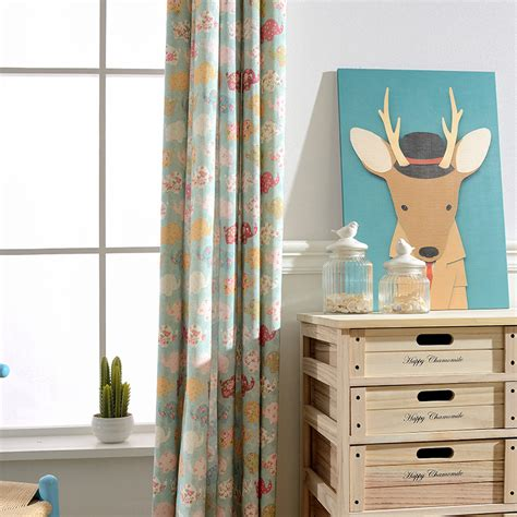 children elephant blackout curtains for bedroom drapes for myuala