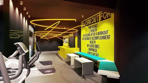 design by l cube architects fitness style behance and design