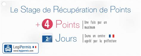 stage de r 233 cup 233 ration de points volontaire legipermis