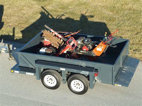 ut912 utility trailer jlg