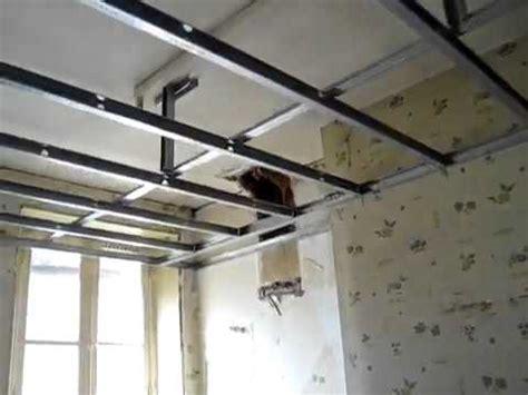 fixation plafond panneaux japonais