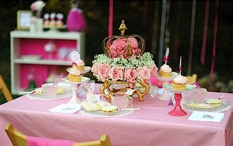 Kara's Party Ideas Pink Princess Tea Party  Kara's Party