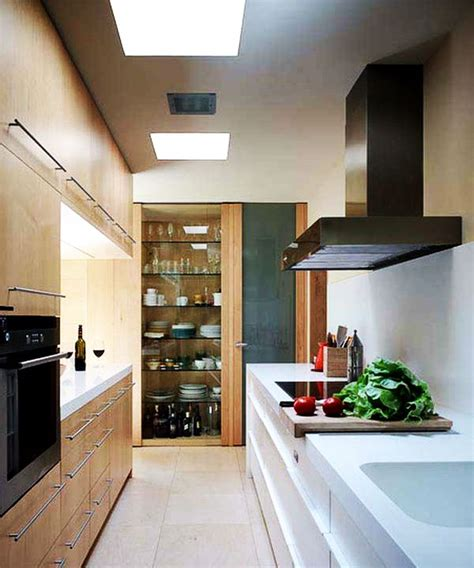 25 Modern Small Kitchen Design Ideas